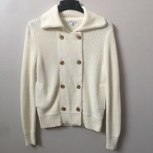 Gap Knit Button Front Cardigan